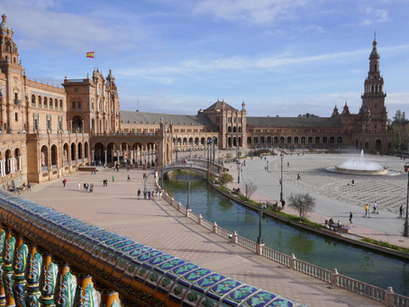 Seville Spain: Tapas, Architecture and Oranges