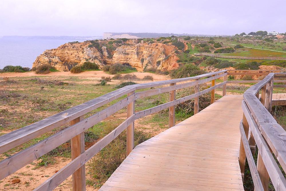 Boardwalks at Ponta da Piedade