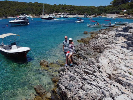 Diary of One Month Stay on Hvar - Week Two