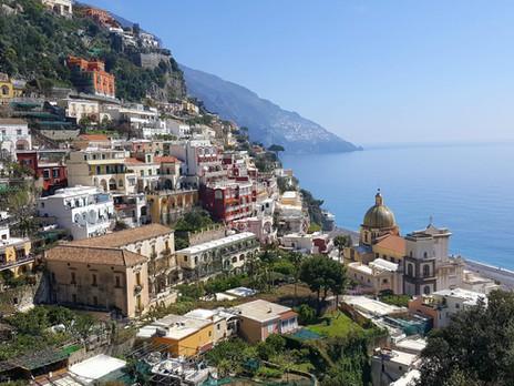 Amalfi Coast: Cakes, Limoncello and Cliffs