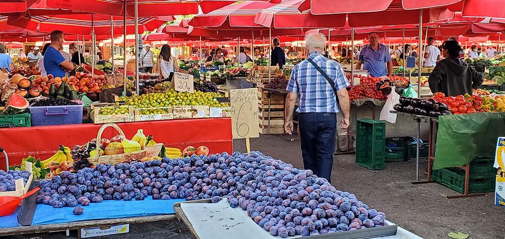 Farmer's Market, Zagreb