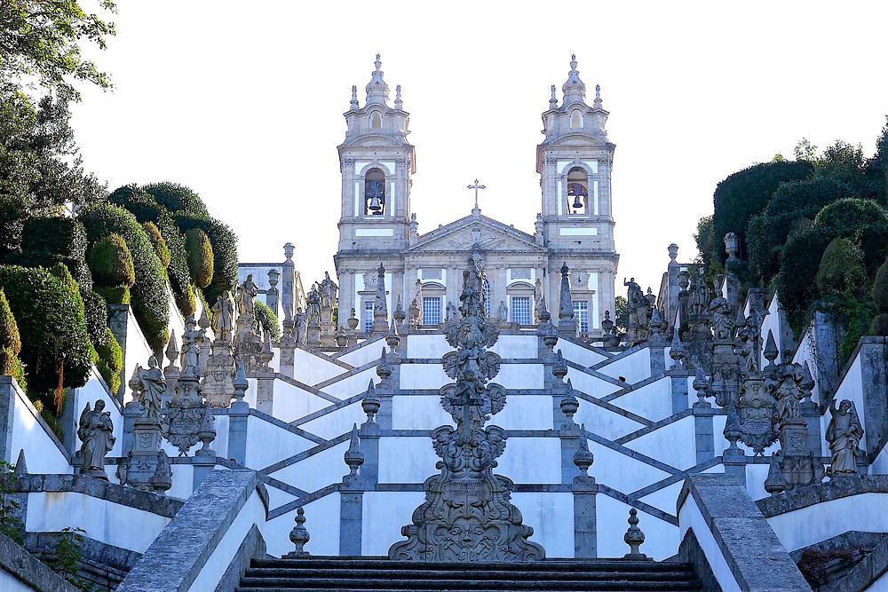 Bom Jesus do Mounte, Braga