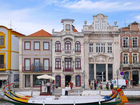 Porto to Aveiro Day Trip