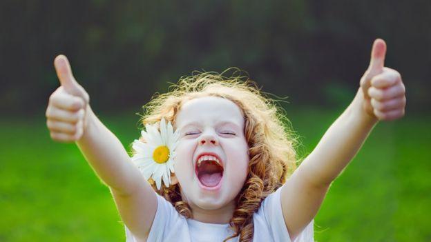 La alegría... ¿de dónde proviene?