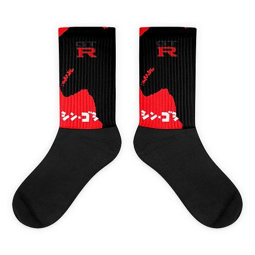GTR GODZILLA Socks