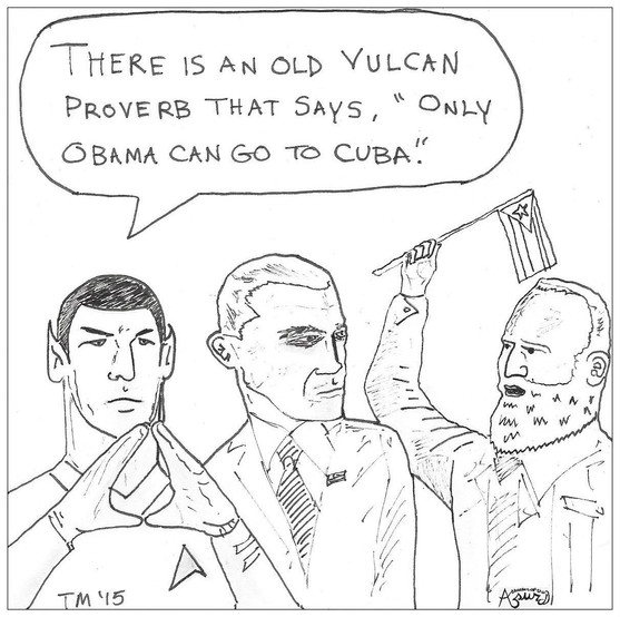 Vulcan Proverb
