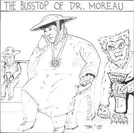 The Bus Stop of Dr Moreau