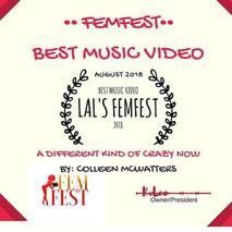 LAL's FEMFEST Laurells