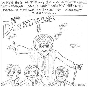 DickTales #1
