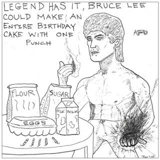 Bruce the Baker