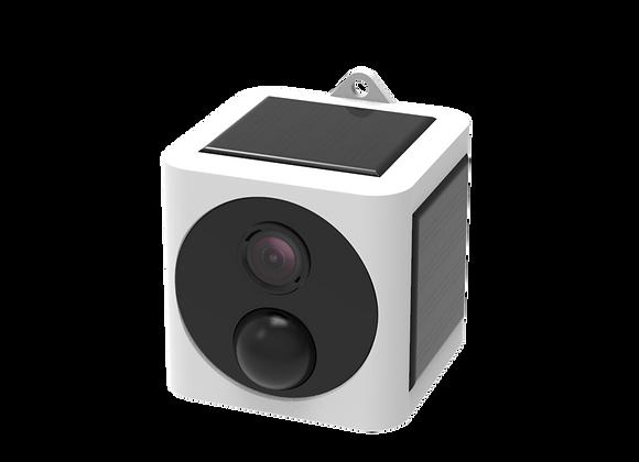 EyeCube丨Solar-Powered Wireless Security Camera