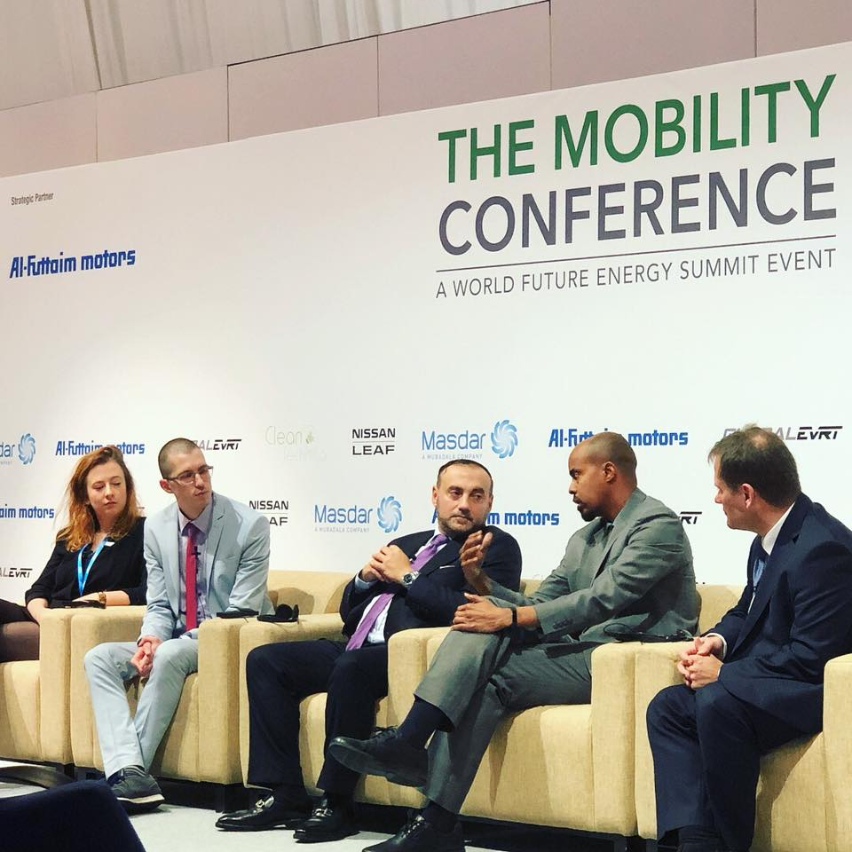 UAE: Mobility conference