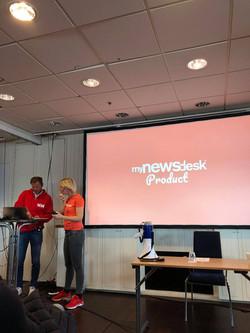 Sweden: Mynewsdesk