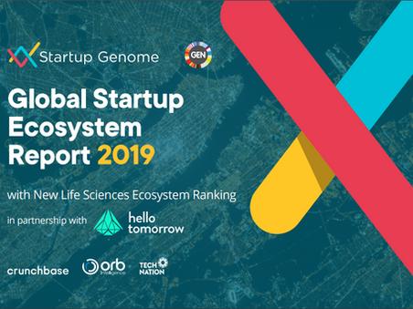 2019 Global Startup Ecosystem Ranking