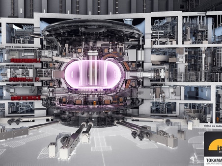 This Giant Magnet Could Unlock Zero-Carbon Electricity from Nuclear Fusion