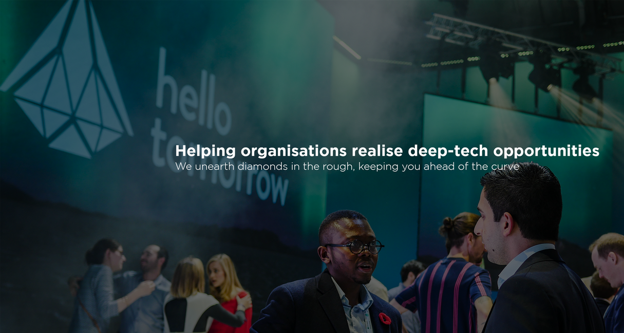 Helping organisations realise deep-tech opportunities