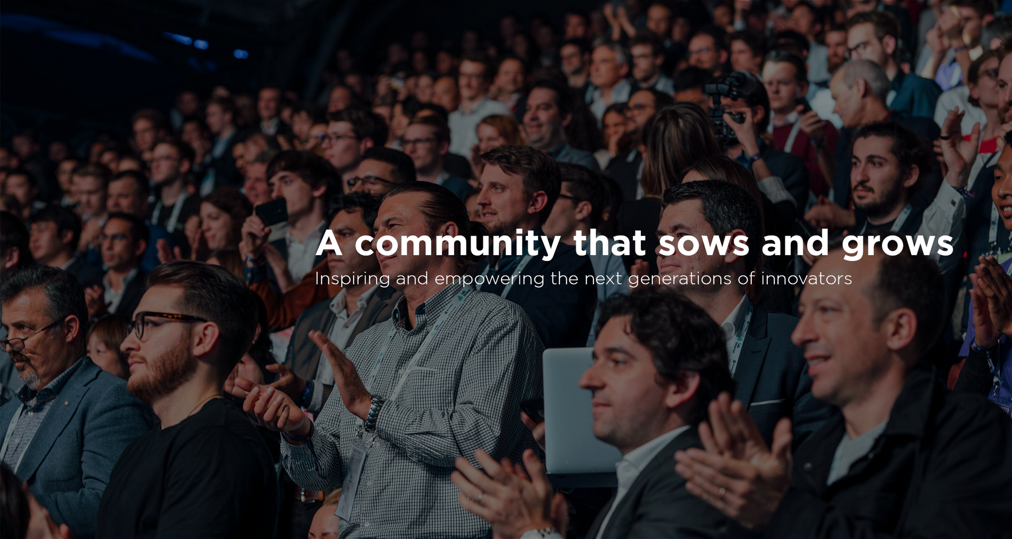 A community that sows and grows