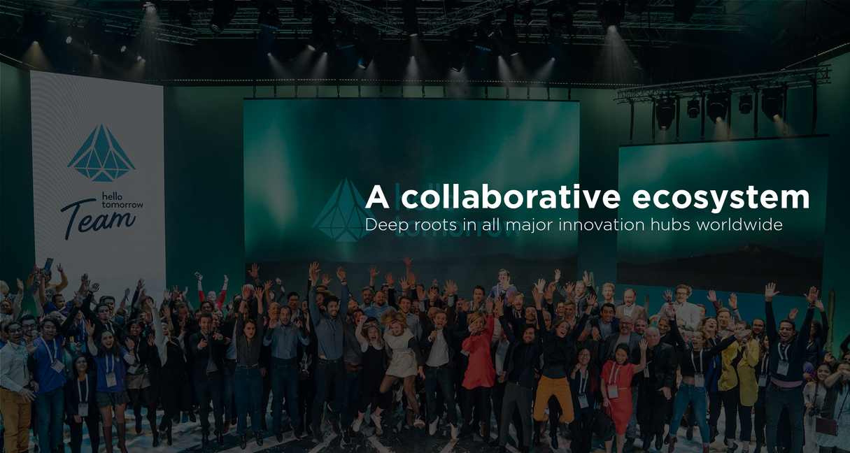 A collaborative ecosystem