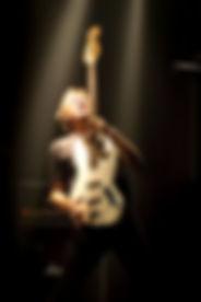 Peter Ljungberg, bass & vocal