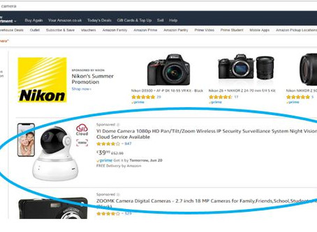 the rise and conquer of amazon ads