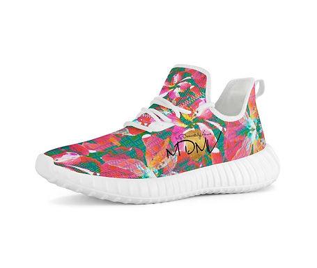 Fearless Hibiscus Sneakers