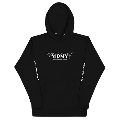 MDMV Black Hoodie