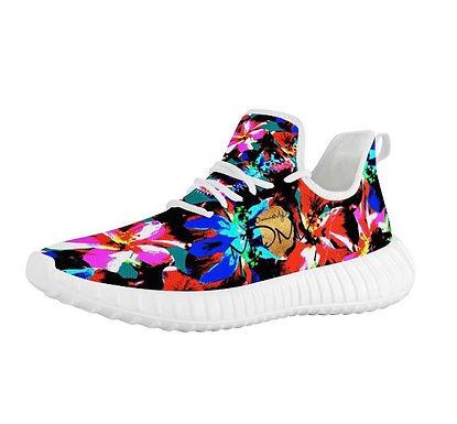 Wild Flower Sneakers