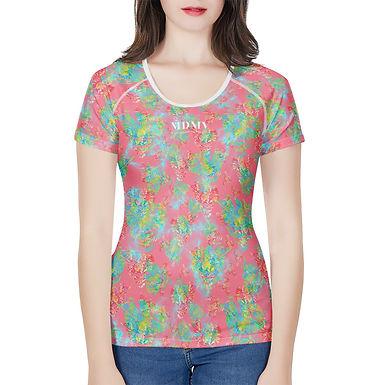 Pink Botanic Women's T-Shirt