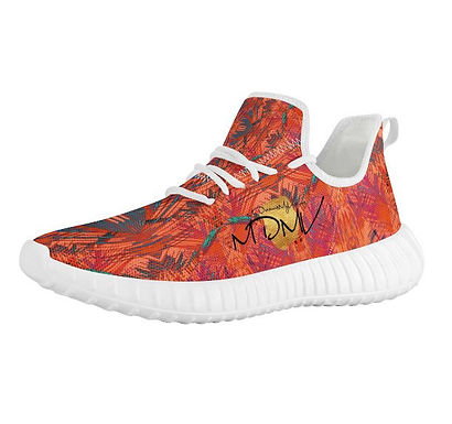 Tropical Dynasty Sneakers