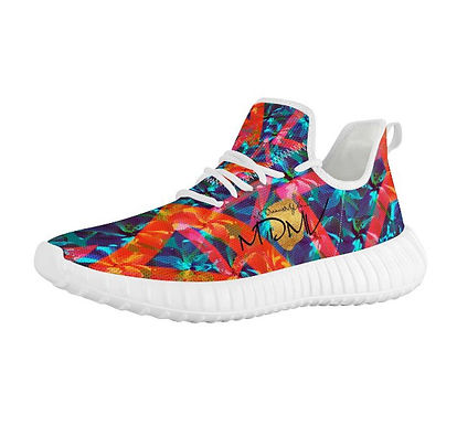 Triangle Passion Sneakers