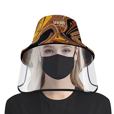 Virtue Hat & Face Shield