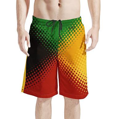 Promise Land Men's Sport Shorts