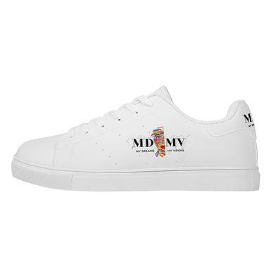 Low White MDMV Sneakers