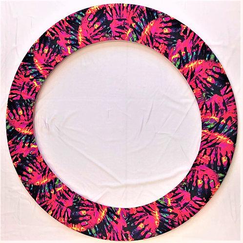 porta cerchio giungla rosa