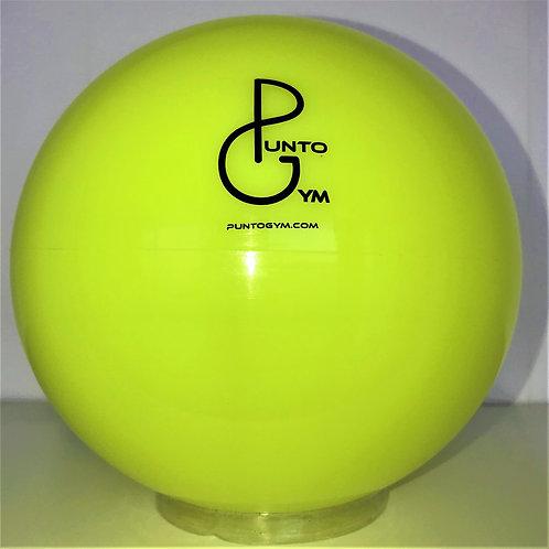 Palla Punto Gym giallo fluo