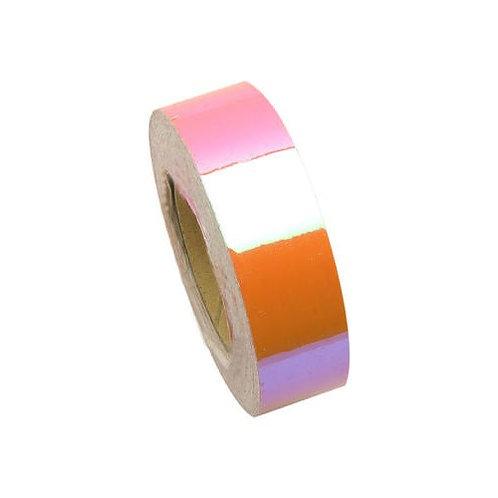 Nastro adesivo Laser Giallo Rosa