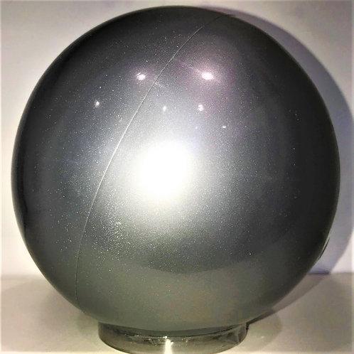 palla per corsi argento
