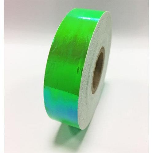 Nastro adesivo camaleon verde fluo