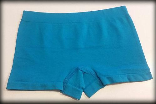 Culotte linea basic Azzurre