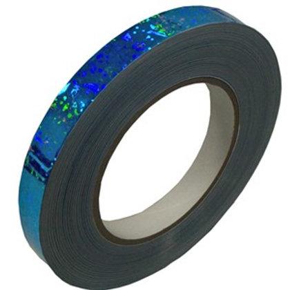 Nastro adesivo Sasaki Blu Glitterato