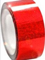 Nastro Metallizzato colore Rosso