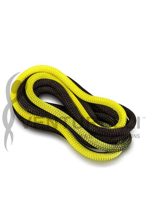 fune Venturelli bicolore- black,yellow