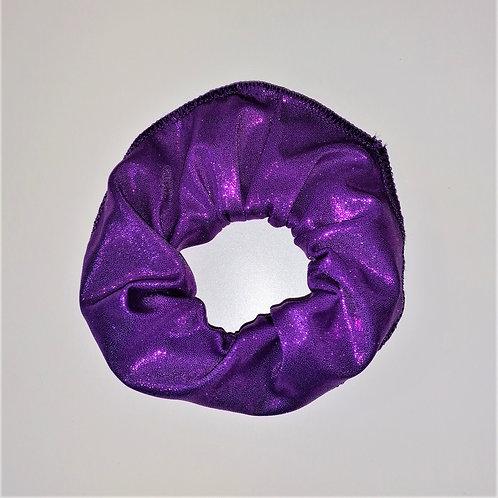 elastico lurex viola