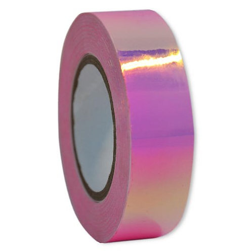 Nastro adesivo Laser Rosa Violet