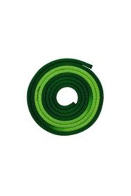 fune Venturelli bicolore- dark, green