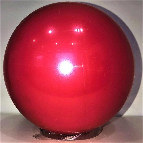 palla per corsi rosso