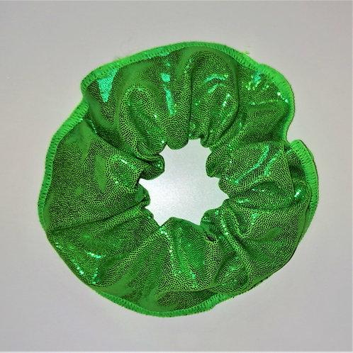 elastico lurex verde