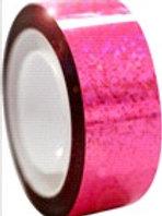 Nastro Metallizzato colore Rosa Fluo
