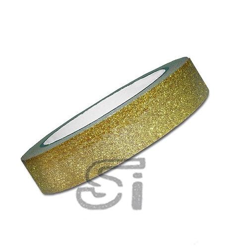 Nastro adesivo shiny oro