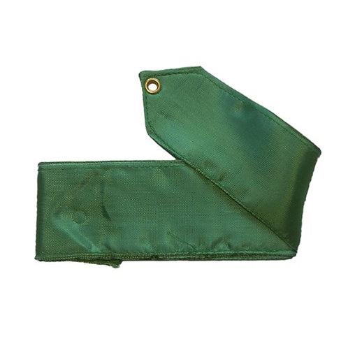 Nastro Amaya verde scuro con bacchetta